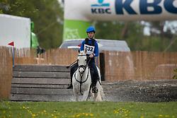 Van Dijck Mirthe, BEL, Lars<br /> Nationaal Kampioenschap Eventing Minderhoud 2018<br /> © Hippo Foto - Dirk Caremans