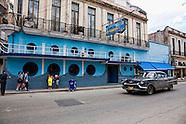 Restaurante Puerto de Sagua, Havana Vieja, Cuba.