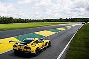 August 17-19 2018: IMSA Weathertech Michelin GT Challenge at VIR. 4 Corvette Racing, Corvette C7.R, Oliver Gavin, Tommy Milner