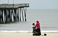 Virginia Beach Engagement: Rachel and Dan