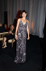Ballerina DARCEY BUSSELL at the Fortune Forum Dinner held at Old Billingsgate, 1 Old Billingsgate Walk, 16 Lower Thames Street, London EC3R 6DX<br />