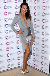 © Licensed to London News Pictures. 07/04/2016. LIZZIE CUNDY attends the JAMES INGHAM'S Jog-On to Cancer - Part 4 London, UK. Photo credit: Ray Tang/LNP
