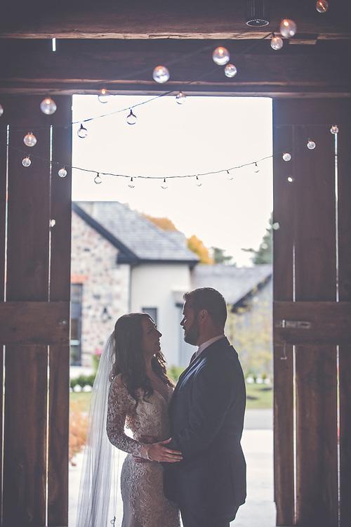 Alysha & James Beautiful Fall Roseville Wedding
