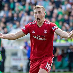 Hibs v Aberdeen, Scottish Premiership, 25 August 2018