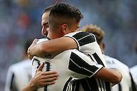 Gonzalo Higuain e Paulo Dybala  - Juventus   - Torino, 10.09.2016 - Serie A 3a giornata - Juventus-Sassuolo