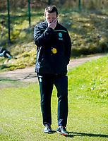 21/04/16    <br /> CELTIC TRAINING <br /> LENNOXTOWN <br /> Celtic Manager Ronny Deila