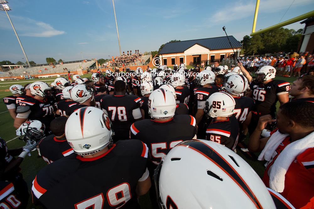 2014 Campbell University Football vs Pikeville