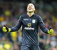 Norwich City v Aston Villa 210913