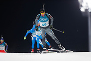 PYEONGCHANG-GUN, SOUTH KOREA - FEBRUARY 12: Vytof Austriaas Strolia of Lithuania during the Mens Biathlon 12.5km Pursuit at Alpensia Biathlon Centre on February 12, 2018 in Pyeongchang-gun, South Korea. Photo by Nils Petter Nilsson/Ombrello               ***BETALBILD***