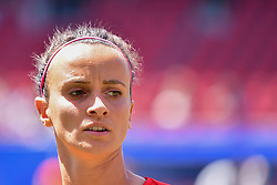 June 30, 2019 - Valenciennes, France - Barbara Bonansea (ITA) during the quarter-final between in ITALY and NETHERLANDS the 2019 women's football World cup at Stade du Hainaut, on the 29 June 2019. (Credit Image: © Julien Mattia/NurPhoto via ZUMA Press)
