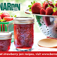 Bernardin ad Strawberries, Summer 2013