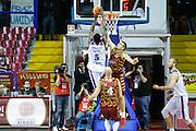 DESCRIZIONE : Venezia Lega A 2015-16 Umana Reyer Venezia Acqua Vitasnella Cantu<br /> GIOCATORE : Awudu Abass Michael Bramos<br /> CATEGORIA : Controcampo Schiacciata Difesa<br /> SQUADRA : Umana Reyer Venezia Acqua Vitasnella Cantu<br /> EVENTO : Campionato Lega A 2015-2016<br /> GARA : Umana Reyer Venezia Acqua Vitasnella Cantu<br /> DATA : 06/12/2015<br /> SPORT : Pallacanestro <br /> AUTORE : Agenzia Ciamillo-Castoria/G. Contessa<br /> Galleria : Lega Basket A 2015-2016 <br /> Fotonotizia : Venezia Lega A 2015-16 Umana Reyer Venezia Acqua Vitasnella Cantu