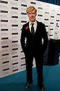 BENEDICT CUMBERBATCH, Grey Goose Winter Ball to Benefit the Elton John AIDS Foundation. Battersea park. London. 29 October 2011. <br /> <br />  , -DO NOT ARCHIVE-© Copyright Photograph by Dafydd Jones. 248 Clapham Rd. London SW9 0PZ. Tel 0207 820 0771. www.dafjones.com.