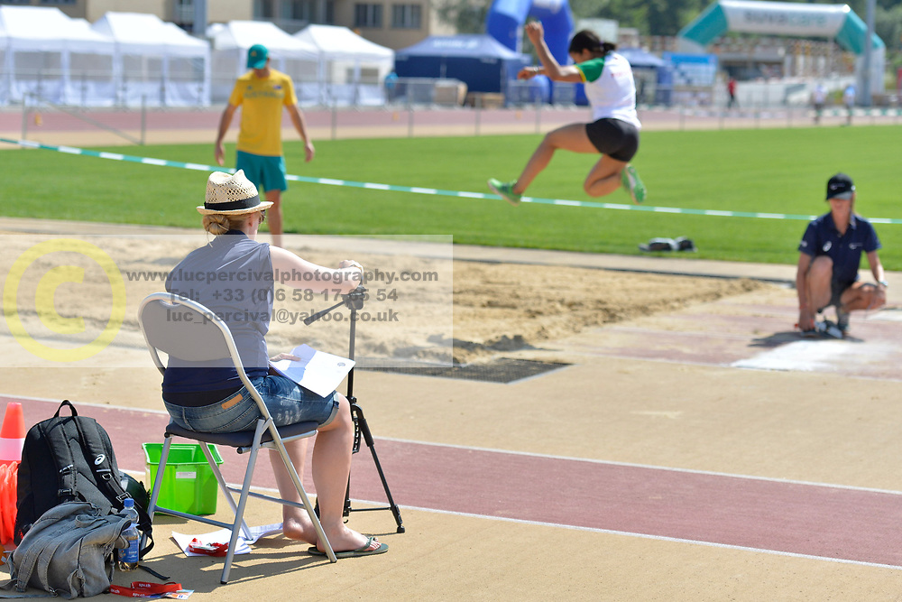 02/08/2017; Classification at 2017 World Para Athletics Junior Championships, Nottwil, Switzerland