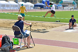 02/08/2017; Classification at 2017 World Para Athletics Junior Championships, Nottwil, Switzerland