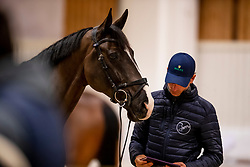 Guerdat Steve, SUI, Alamo<br /> LONGINES FEI World Cup™ Finals Gothenburg 2019<br /> © Dirk Caremans<br /> 02/04/2019