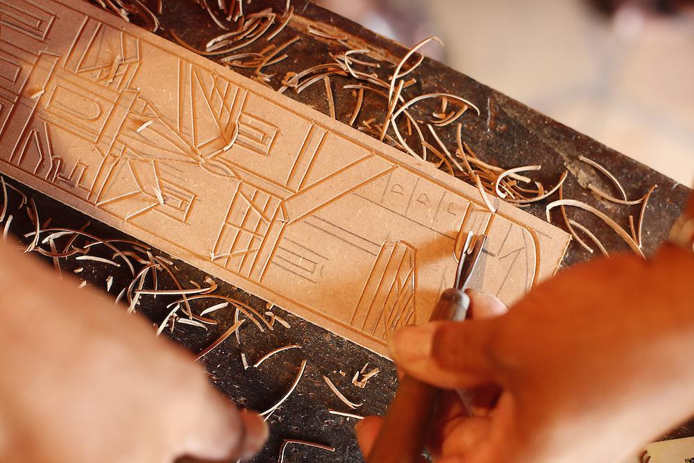 Olinda_PE, Brasil.<br /> <br /> Artesanato em madeira.<br /> <br /> Woodcraft.<br /> <br /> Foto: LEO DRUMOND / NITRO
