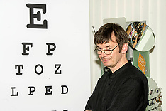 Ian Rankin urges more eye tests | Glasgow | 18 September 2017