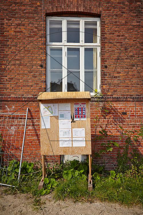 Aarhus Århus Spaniensgrunden byggemodning  skolebyggeri Hoffmann