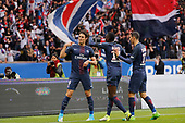 FOOTBALL - FRENCH CHAMPIONSHIP - L1 - PSG v MONTPELLIER 220417