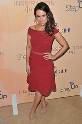 Lacey Chabert arrives at Step Up's 14th Annual Inspiration Awards held athe Beverly Hilton in Beverly Hills, CA on Friday, June 2, 2017. (Photo By Sthanlee B. Mirador) *** Please Use Credit from Credit Field ***