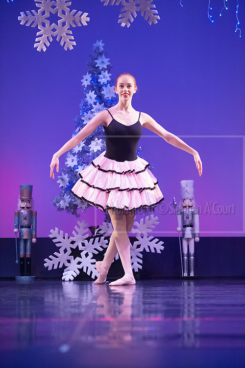 Wellington, NZ. 5.12.2015. Spun Sugar, from the Wellington Dance & Performing Arts Academy end of year stage-show 2015. Little Show, Saturday 12.45pm. Photo credit: Stephen A'Court.  COPYRIGHT ©Stephen A'Court