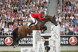 Ahlmann Christian, (GER), Taloubet Z<br /> Individual Final Competition<br /> FEI European Championships - Aachen 2015<br /> © Hippo Foto - Dirk Caremans<br /> 23/08/15
