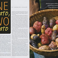 One Potato, Two Potato Hobby Farm Home, September 2010
