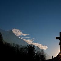 Chamonix Cemetery