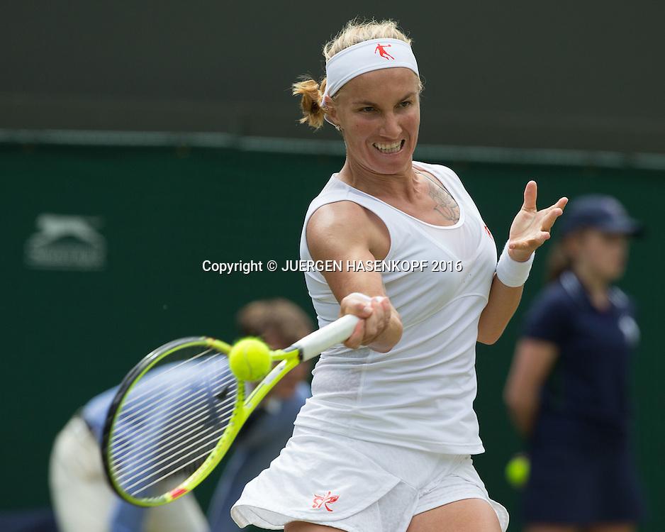 SVETLANA KUZNETSOVA (RUS)<br /> <br /> Tennis - Wimbledon 2016 - Grand Slam ITF / ATP / WTA -  AELTC - London -  - Great Britain  - 3 July 2016.