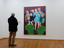 Maskotte by Ad Gerritsen at Gemeentemuseum in The Hague, The Netherlands
