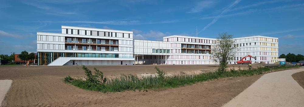 Prinses Maxima Centrum voor Kinderoncologie. Officieel geopend 2018 Utrecht