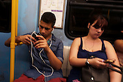 Milan, Look down generation, in the metro