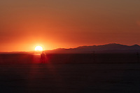 I love being out there for sunrise. My Burning Man 2018 Photos:<br />