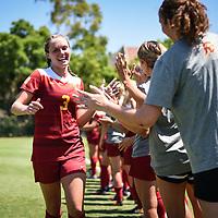 Exhibition   USC Women's Soccer v UC Irvine