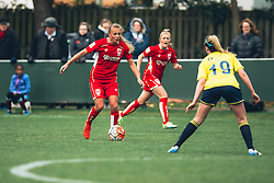Claire Emslie of Bristol City Women - Rogan Thomson/JMP - 06/11/2016 - FOOTBALL - The Northcourt Stadium - Abingdon-on-Thames, England - Oxford United Women v Bristol City Women - FA Women's Super League 2.