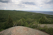 12: LAKE SUPERIOR CARLTON PEAK