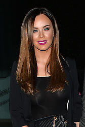 Maria Fowler and boyfriend England BMX champion Kelvin Batey leaving the Mayfair Hotel in London, UK. 21/01/2016<br />BYLINE MUST READ : GOTCHAIMAGES.COM<br /><br />Copyright by © Gotcha Images Ltd. All rights reserved.<br />Usage of this image is conditional upon the acceptance <br />of Gotcha Images Ltd, terms and conditions available at<br />www.gotchaimages.com