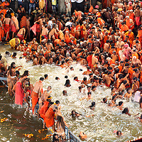 KUMBH TRIMBAK BATHING FEST