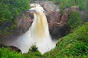 Aguasabon River Gorge<br /> Terrace Bay<br /> Ontario<br /> Canada