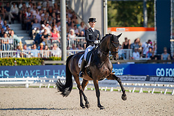 Von Bredow-Werndl Jessica, GER, TSF Dalera BB<br /> European Championship Dressage<br /> Rotterdam 2019<br /> © Hippo Foto - Dirk Caremans