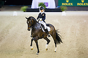Juliette Ramel - Buriel K.H.<br /> Indoor Brabant 2016<br /> © DigiShots