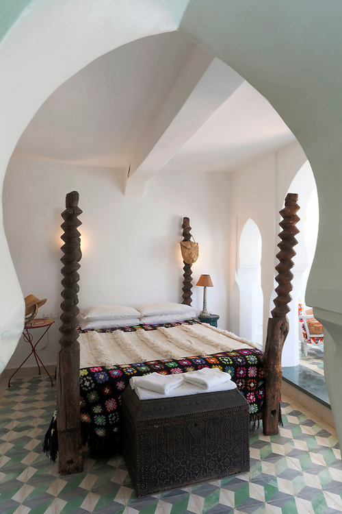 Scorpion House, Moulay Idriss Zerhoun, Middle Atlas, Morocco,