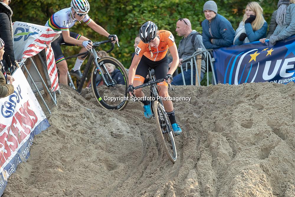 04-11-2018: Wielrennen: EK veldrijden: Rosmalen<br />Annemarie Worst