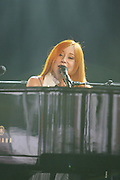 Tori Amos performs during the second day of the 2010 Bonnaroo Music & Arts Festival on June 10, 2010 in Manchester, Tennessee. The four-day music festival features a variety of musical acts, arts and comedians..Photo by Bryan Rinnert/3Sight Photography