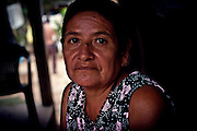 Magdalena Mendoza Santiago's remembers that her grandmother lived in Malucano. The exact date when the village was first founded is unknown but people say between 160 and 200 years ago.