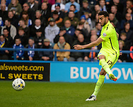 Connor Goldson of Brighton and Hove Albion during the Sky Bet Championship Playoff Semi Final First Leg at Hillsborough, Sheffield<br /> Picture by Richard Land/Focus Images Ltd +44 7713 507003<br /> 13/05/2016