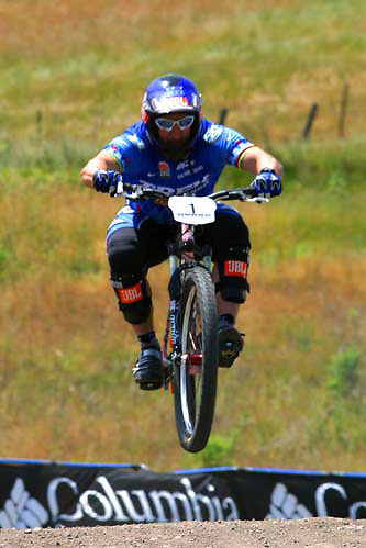 The Mountain-X Event at the 2004 Sonoma MTB Nationals.