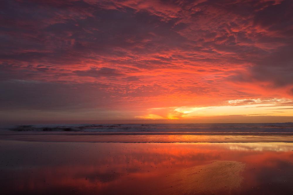 Central Coast.  California.<br /> February, 2017. ,