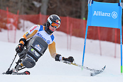 van BERGEN Barbara LW11 NED at 2018 World Para Alpine Skiing Cup, Kranjska Gora, Slovenia